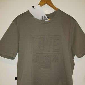 Love Moschino Milano Fashion 3D T-shirt